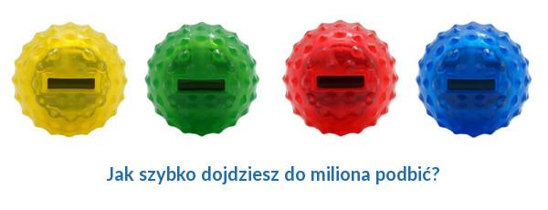 Piłka Master A Million