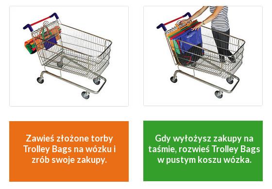 Zakupy z tormabi Trolley Bags