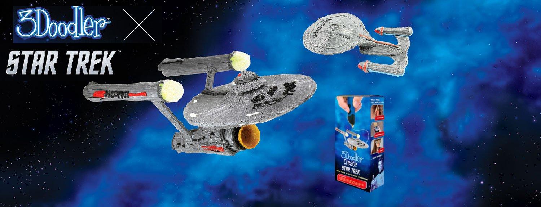 3Doodler Start Star Trek