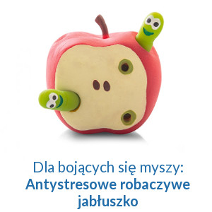 Antystresowy ser czy jabłuszko