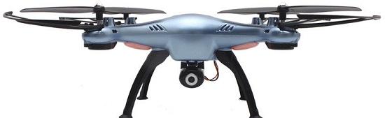 Dron latający Syma X5HC z funkcją zawisu w powietrzu