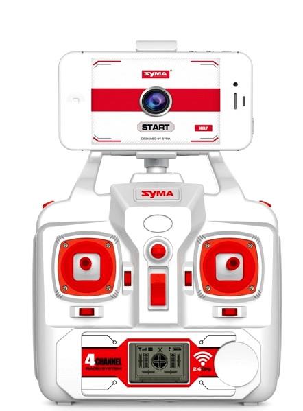Pilot Syma X8W