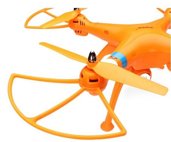 Śmigła drona - całkowicie elastyczne