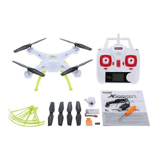 Dron latający Syma X5HC - zestaw