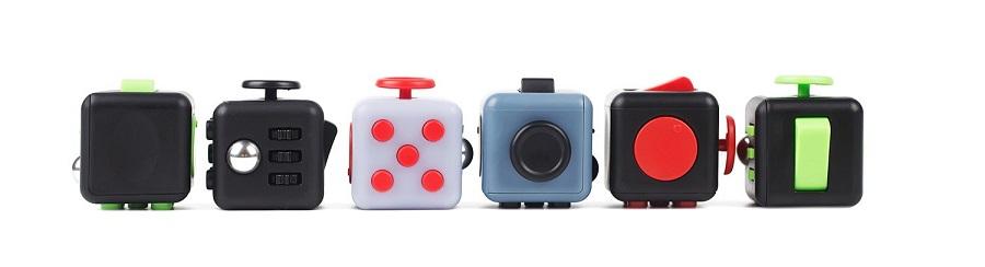 Wybierz Fidget Cube dla siebie!