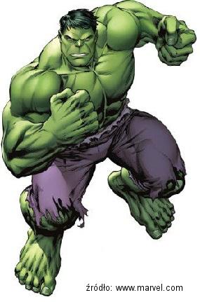 Kubek Marvel Hulk