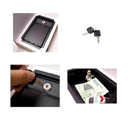 Sejf kartkowy - mechanizm