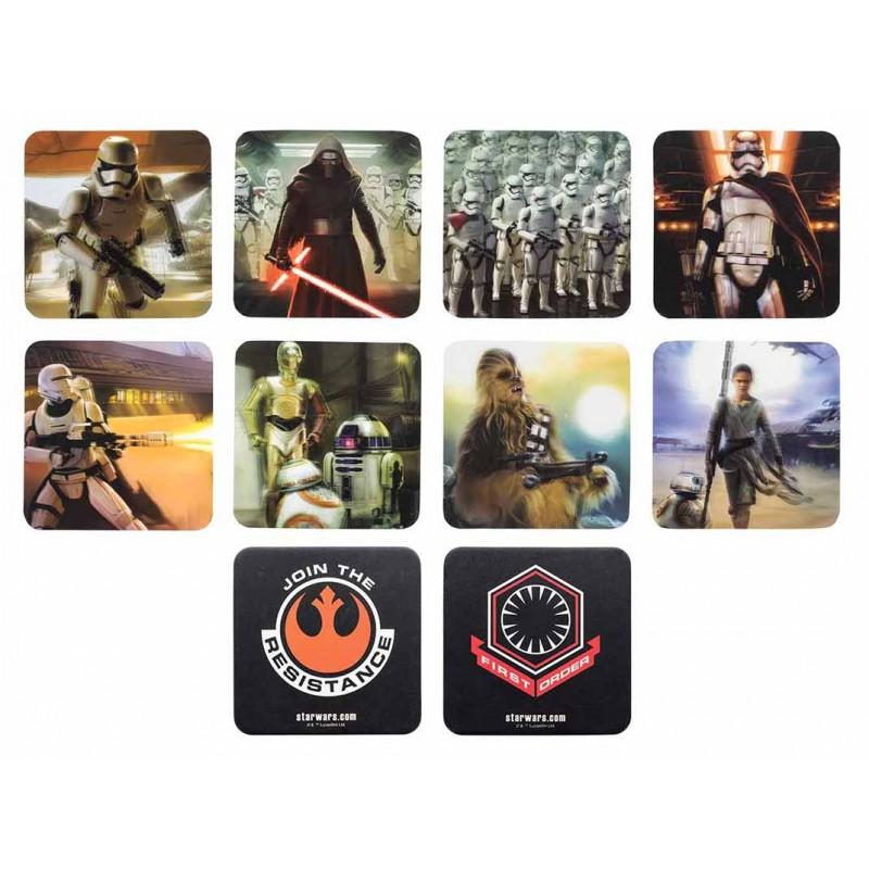 Gadżety Star Wars - podstawki