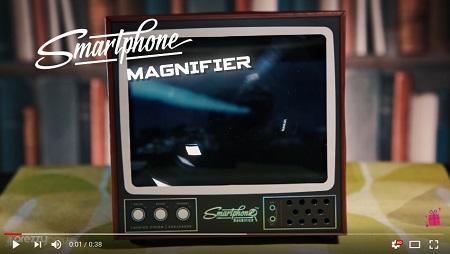 Sprawdź jak działa Smartphone Magnifer