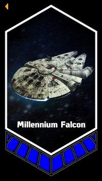 Holokron Millennium Falcone